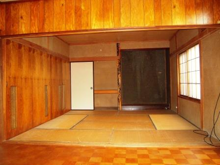 室内全面改装前の写真