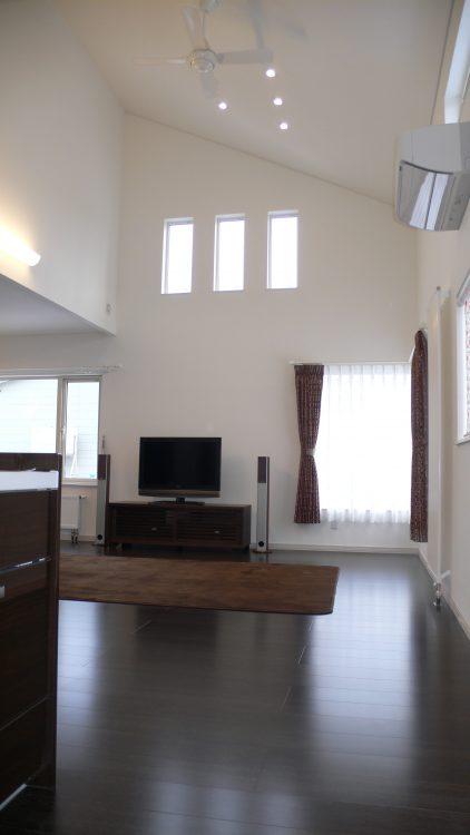 室内全面改装後の写真