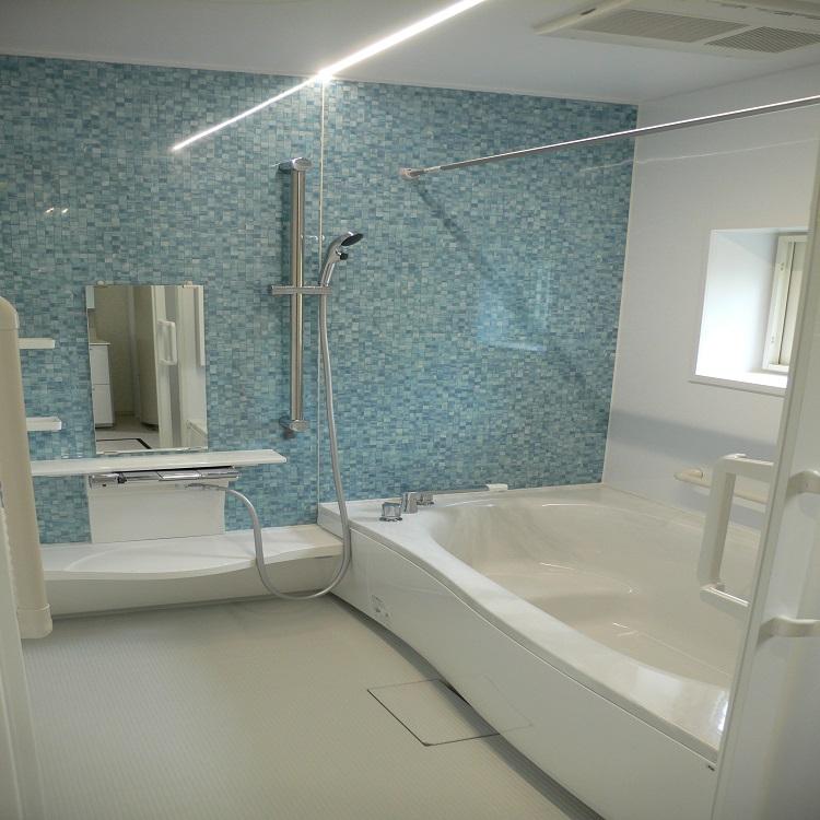 バスルーム改修工事